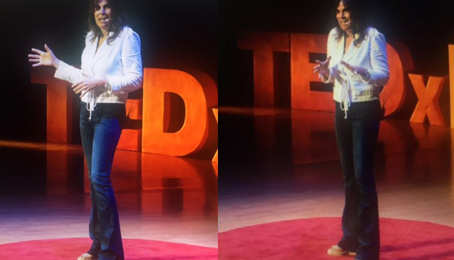 """LIZ's TEDx Talk on JUDGMENT """"Alone on the inside"""""""